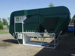 Сепаратор зерновой ІСМ-40-ЦОК Сепаратор зерна 40 т/час