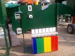 Сепаратор зерновой ІСМ-5 сепаратор зерна 5 т/час