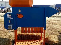 Сепаратор зерновой Вентум, Калибровка зерна 5 т/год