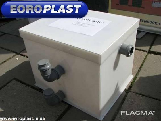 Сепаратор жира жироуловитель для столовой купить