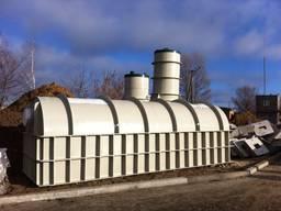 Сепараторы нефтепродуктов (нефтеуловители)