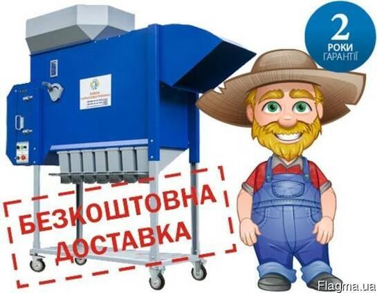 Сепараторы зерноочистительные АСМ-5