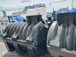 Септик для автономної каналізації 3000 л.