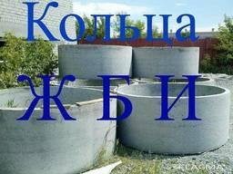 Септик, сливная яма с бетонных колец, цена
