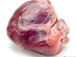 Сердце говяжье.