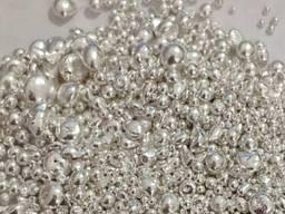 Серебро чистое гранула 999