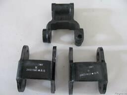 Серьга ушка рессоры передней Джак 1020 (JAC-1020K-KR)