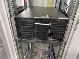 Сервер HP ML350 gen9 SFF 2xXeon 2620v3 DDR4 128GB