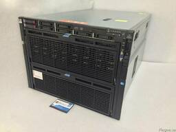 Сервер HP ProLiant DL980 G7(40 ядер,80 потоков, 512 RAM)