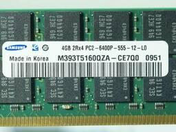 Серверная память 4Gb Hunix DDR2 5300P 667MHz / 6400P 800MHz