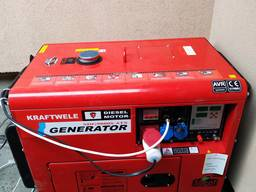 Сервис генераторов kraftwele