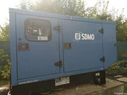 Сервис дизель генераторов SDMO