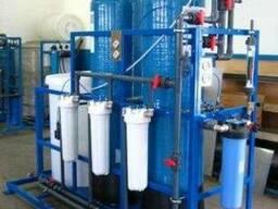 Ремонт фильтра водоочистки, ремонт ХВО, ремонт Ecosoft