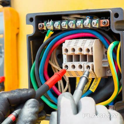 Сервисное и постсервисное обслуживание электрощитов и. ..