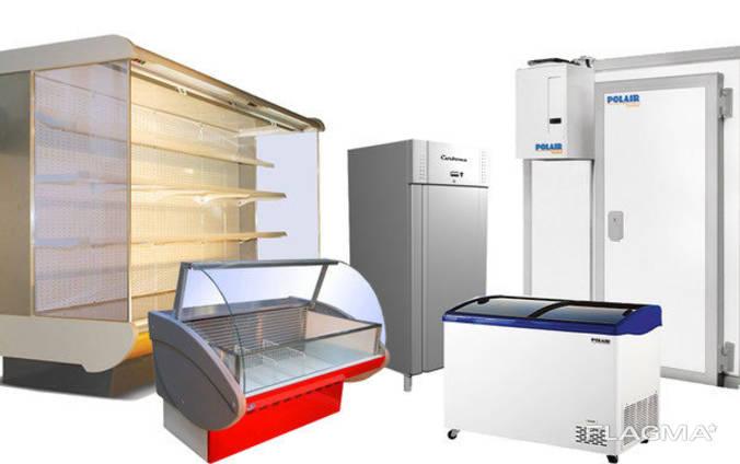 Сервисное обслуживание холодильного оборудования для обществ