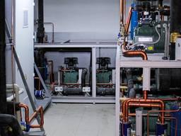 Сервисное обслуживание холодильных систем