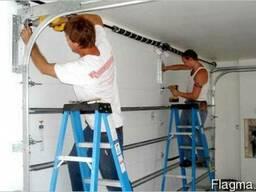 Сервисное обслуживание и ремонт автоматики для ворот