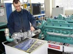 Сервисное обслуживание и ремонт генераторов (электростанций)