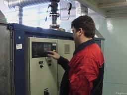Сервисное обслуживание винтового компрессора