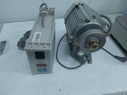 Сервомотор промышленной швейной машины Worlden WD-990JM 550