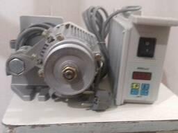 Серводвигатель промышленных швейных машин 550 ватт от 100 об
