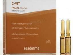 SeSderma C-VIT Интенсивная сыворотка мгновенной красоты 10 х 1,5мл