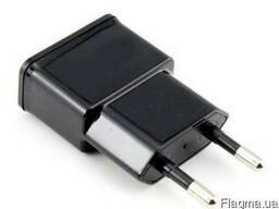 Сетевой адаптер 2А для зарядки от сети через USB - разъем