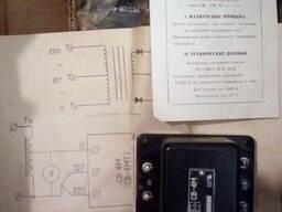Сетевой выпрямитель типа СВ-4М.