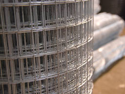 Сетка стальная тканная