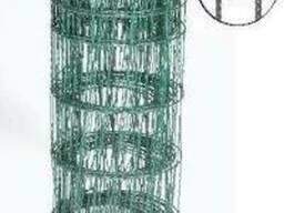 Сетка декоративная металлическая в ПВХ покрытии h0. 4-0. 95v