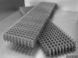 Сетка для кирпичной кладки и армирования бетона 100х100х4