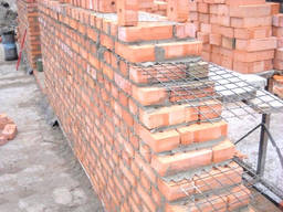 Сетка для кирпичной кладки и армирования бетонна 50*50*3