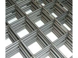 Сетка для кирпичной кладки и армирования бетона 50х50х3