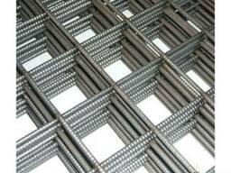 Сетка для кирпичной кладки и армирования бетона 65х65х3