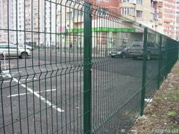 Сетка для забора Киев, заборная сетка от производителя Киев