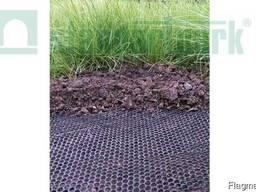 Сетка для защиты грунта и газона