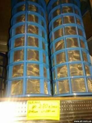 Сетка фильтра всасывающего до 280 л/мин