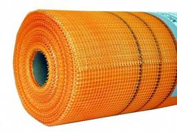 Штукатурная сетка фасадная 5х5; 1х50м щільність 160 гр/м2