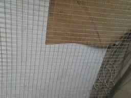 Сетка канилированная оцинкованная 5х50х50