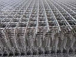 Сетка канилированная стальная
