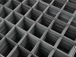 Сетка кладочная сварная 100х100х2, 2-6 мм