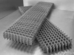 Сетка кладочная армирующая ВР в картах 1м х 2м 100х100 3мм