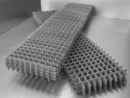 Сетка кладочная без покрытия 50х50х3
