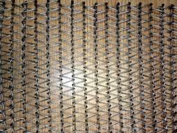 Сетка конвеерная для остывания лавашей