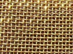 Сетка латунная ГОСТ 6613-86 Л-80 1, 25-0, 4