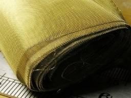Сетка тканная латунная в наличии на складе