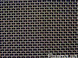 Сетка латунная тканая 1, 25-0, 4х100мм