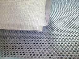 Сетка нержавеющая 0,14 мм