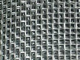 Сетка нержавеющая с квадратными ячейками 0, 04-30, 0