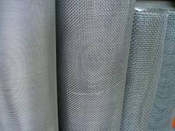 Сетка нержавеющая тканая 0, 8х0, 25 мм сталь AISI 304